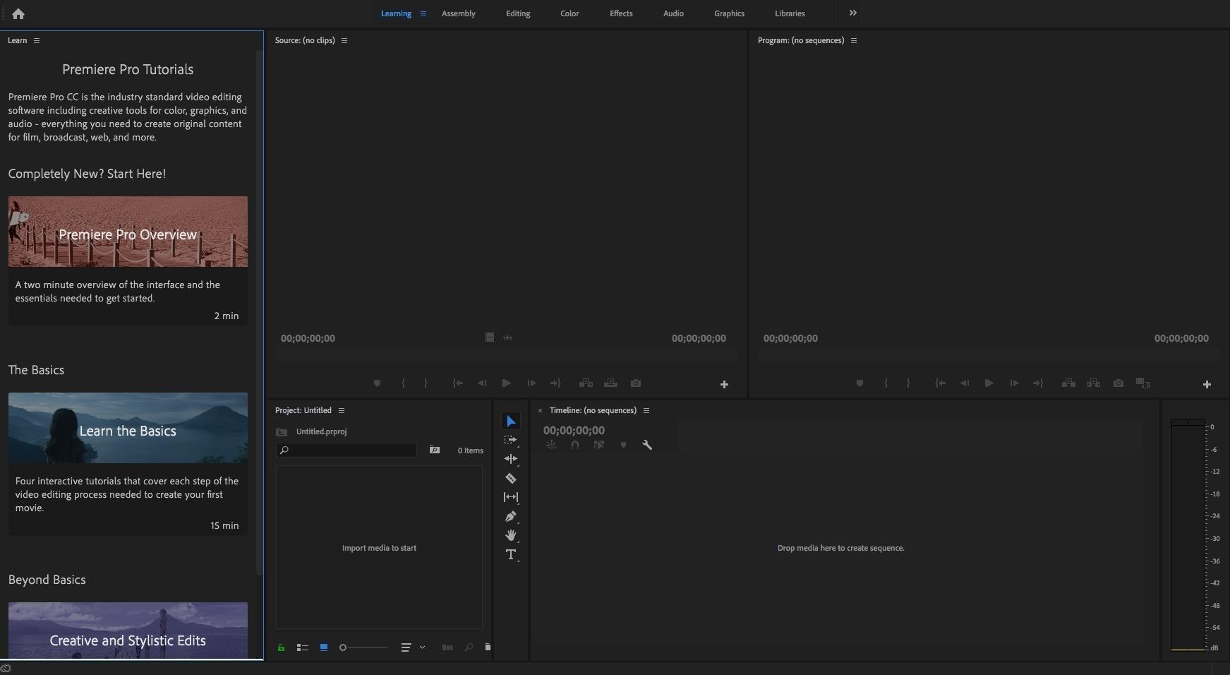 Adobe Premiere Pro CC 2019 13 1 3 | download |AppKed