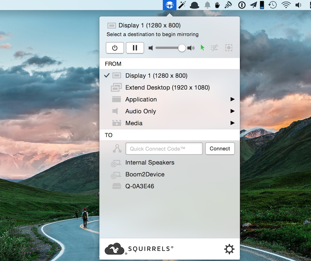 AirParrot 2 3 2 – Mirror your Mac's display on your Apple TV