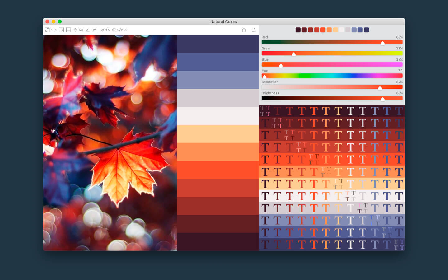 Color Palette from Image Pro 2 0 | download |AppKed