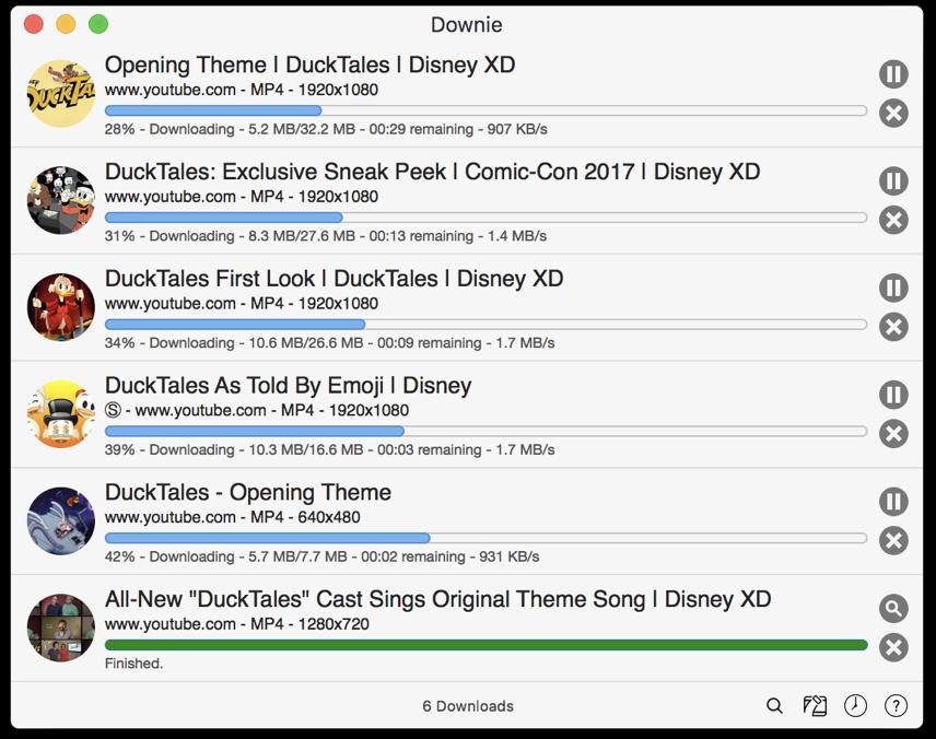 Downie 3 7 1 | download |AppKed