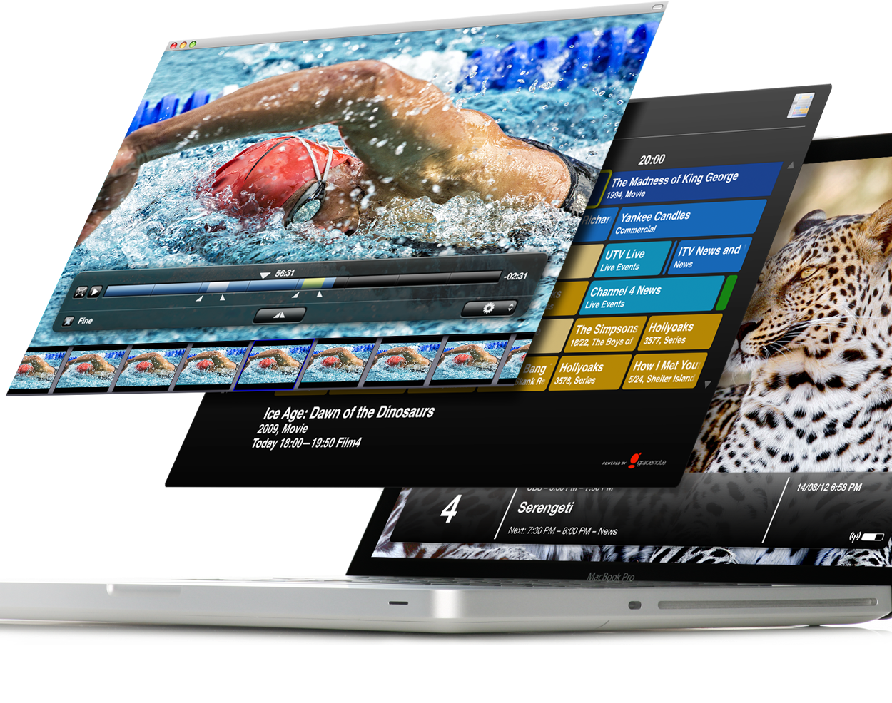 EyeTV 3 6 9 (7524) – Watch and record TV on your Mac  | download |AppKed