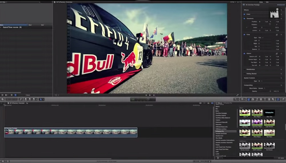 Fxfactory visual and audio effects plugins for final cut pro.