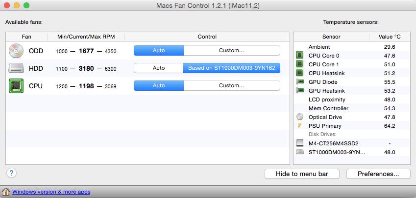 Crack hdd fan control mac
