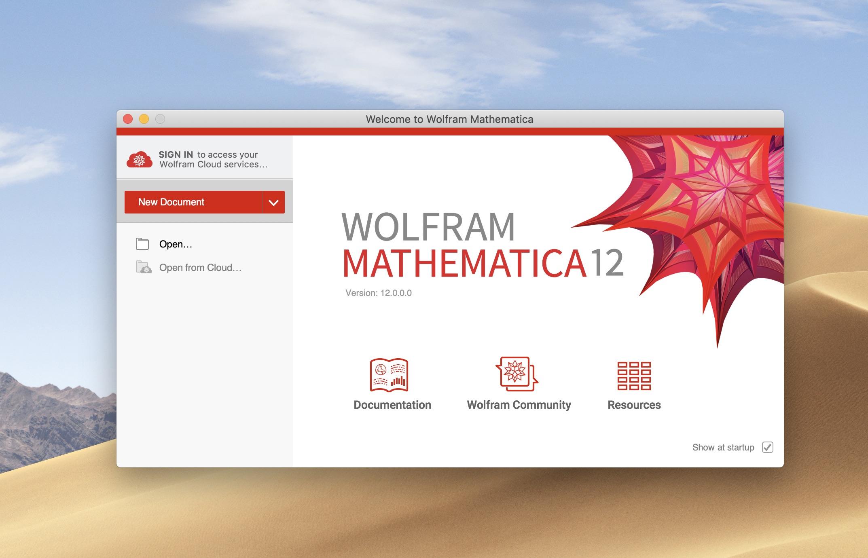 get mathematica activation key mac