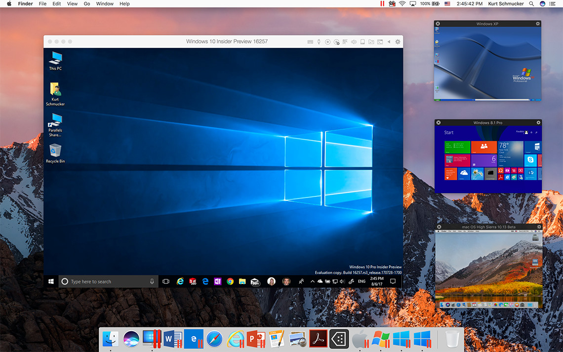Parallels Desktop 14 1 0 | download |AppKed