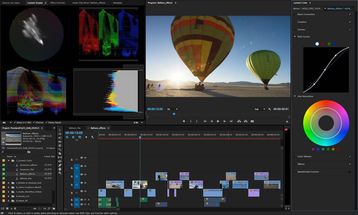 Adobe premiere pro for mac