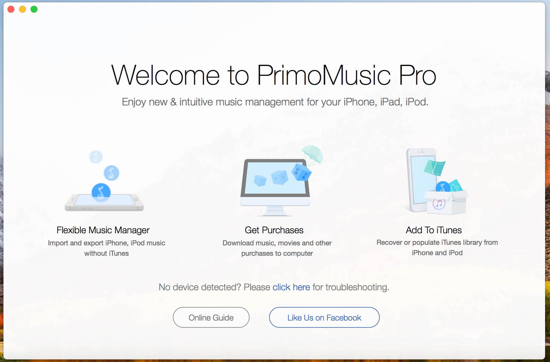 PrimoMusic Pro 1 6 1 | download |AppKed