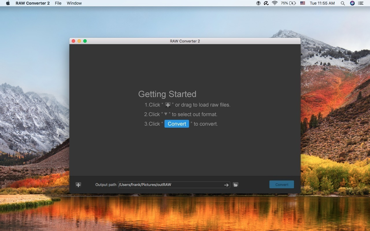 RAW Converter 2 3 0 | download |AppKed