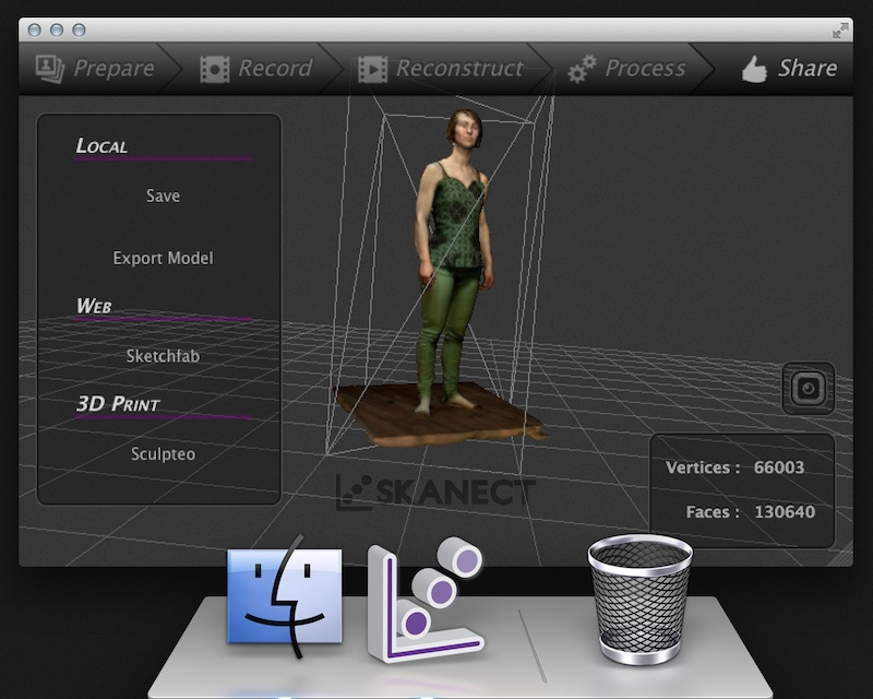 Skanect Pro 1 8 3 – The Easiest Way To 3D Scan With the