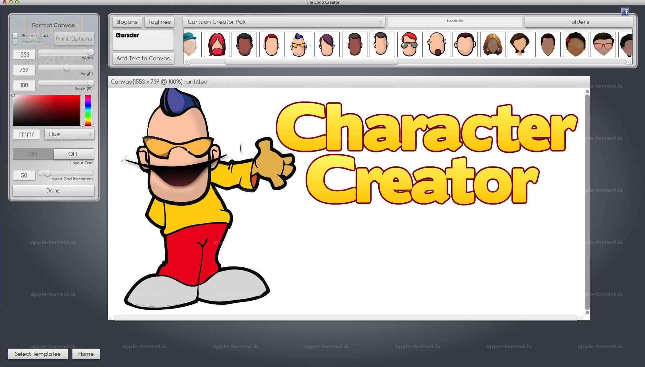 The Character Creator 4.0 – The fun and easy way to create your own ...
