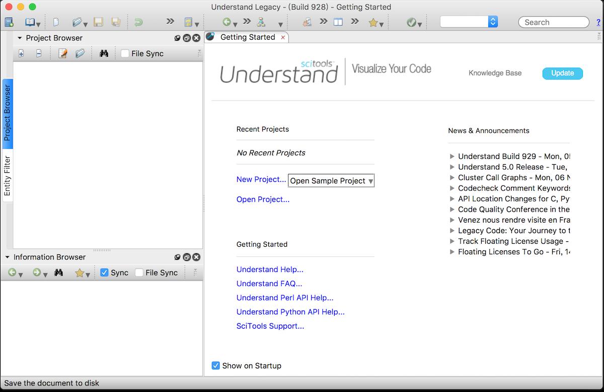 Understand 4.0.9 – Tools for source navigation, code understanding ...